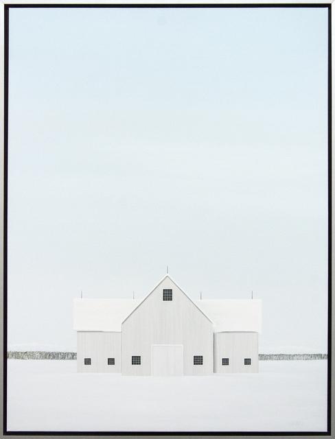 , 'Winter White,' 2018, Oeno Gallery