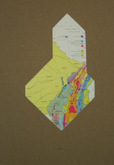 , 'Geografia,' 2015, Galería de la Oficina