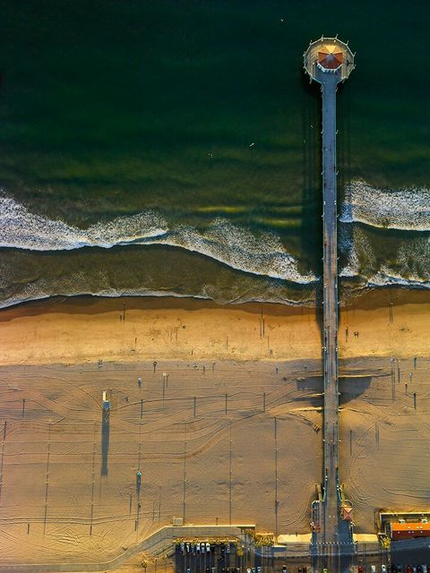 , 'LA 23 (Manhattan Beach Pier),' 2014, Kopeikin Gallery