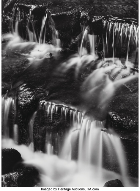Ansel Adams, 'Fern Spring, Dusk, Yosemite National Park', 1961, Photography, Gelatin silver, 1974, Heritage Auctions