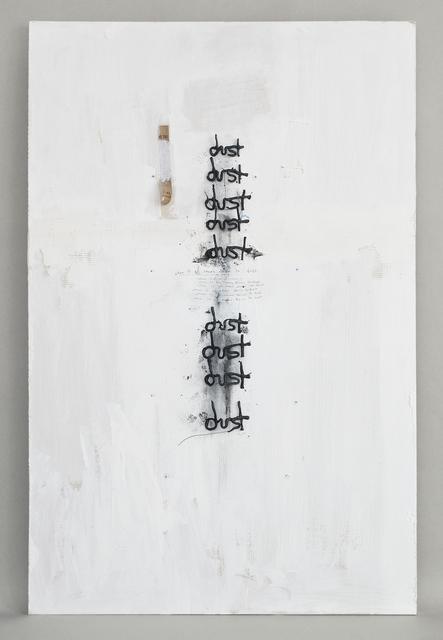 , 'dust,' 2018, Conduit Gallery