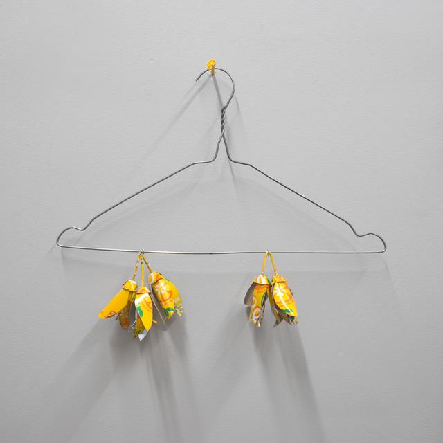 , 'Kōwhai Native Flower Ornament: homage to Jack Hadley,' 2017, Mokopōpaki