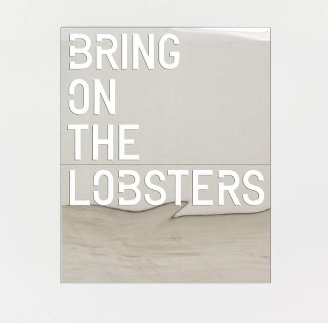 , 'untitled 2018 (bring on the lobsters),' 2018, Pilar Corrias Gallery