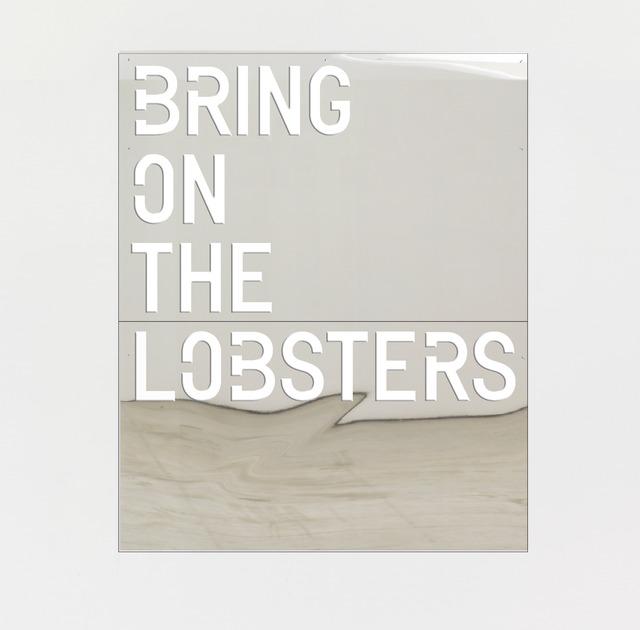 Rirkrit Tiravanija, 'untitled 2018 (bring on the lobsters)', 2018, Pilar Corrias Gallery