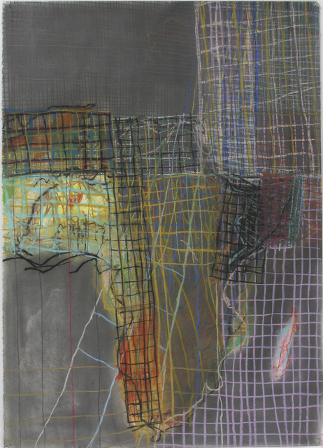 , 'Geography #4,' 1995, Carrie Haddad Gallery