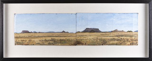 , 'Double Register Karoo Landscape,' 2017, SMAC