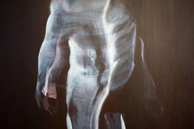 ", 'Still Movements ""Detail"",' 2018, Python Gallery"