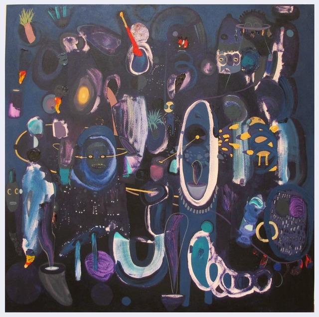 , 'Space Ritual,' 2015, Praxis