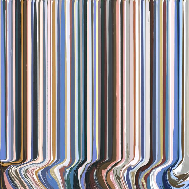 , 'Grey Olympia (After Manet),' 2018, Waddington Custot