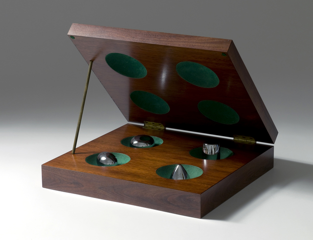 Richard Artschwager, 'Four Approximate Objects', 1970-1991, Brooke Alexander, Inc.