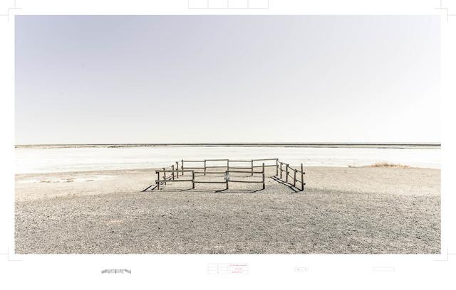 Nicolo Sertorio, '12T 258784mE 4513543mN', 2015, Kala Art Institute
