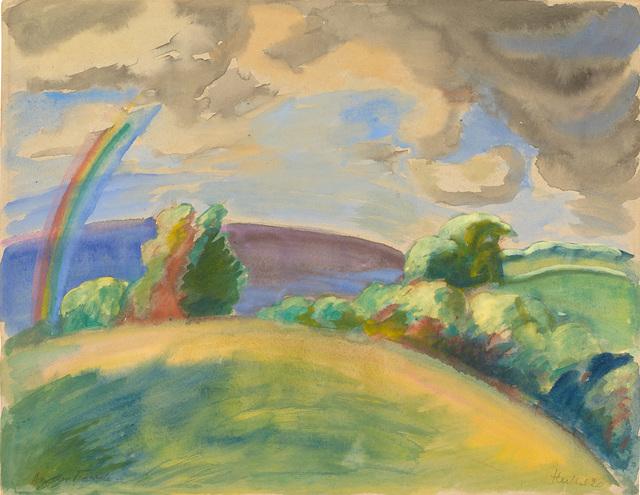 , 'At the Ford | An der Förde,' 1920, Gilden's Art Gallery