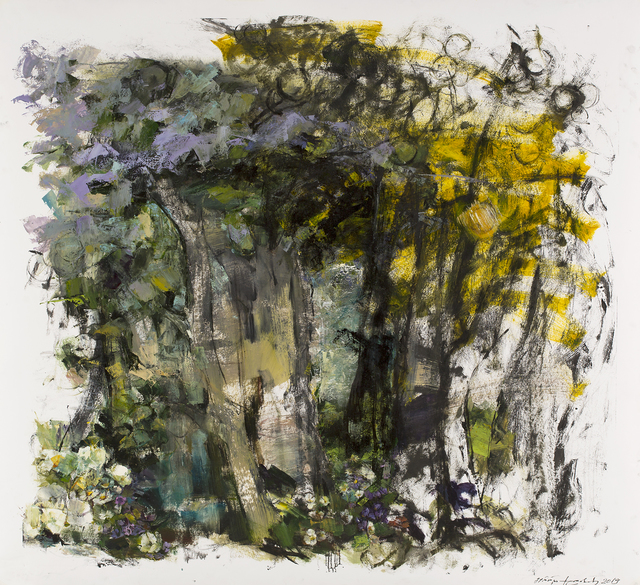 Guranda Klibadze, 'Circe's Wood', 2019, Baia Gallery