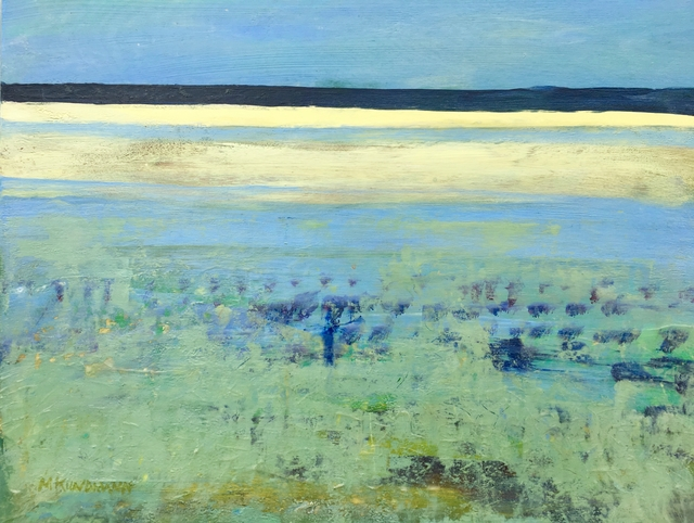 , 'Shallow Pools,' , Addison Art Gallery