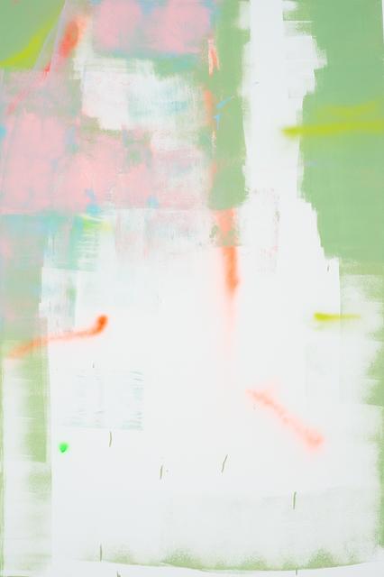 , 'Pintura Sem Titulo (Spray Neon),' 2015, Mercedes Viegas Arte Contemporânea
