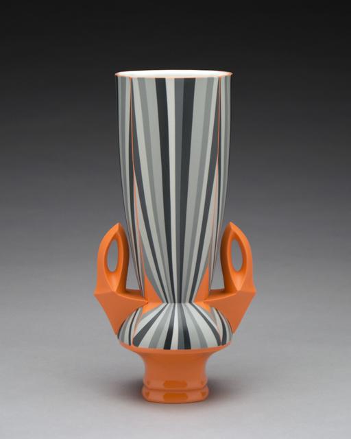 Peter Pincus, 'Orange Vase', 2019, Duane Reed Gallery