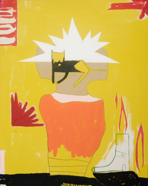, 'Hysteria,' 2017, Richard Heller Gallery