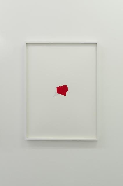 , 'Red Nun #14,' 2017, Bartha Contemporary