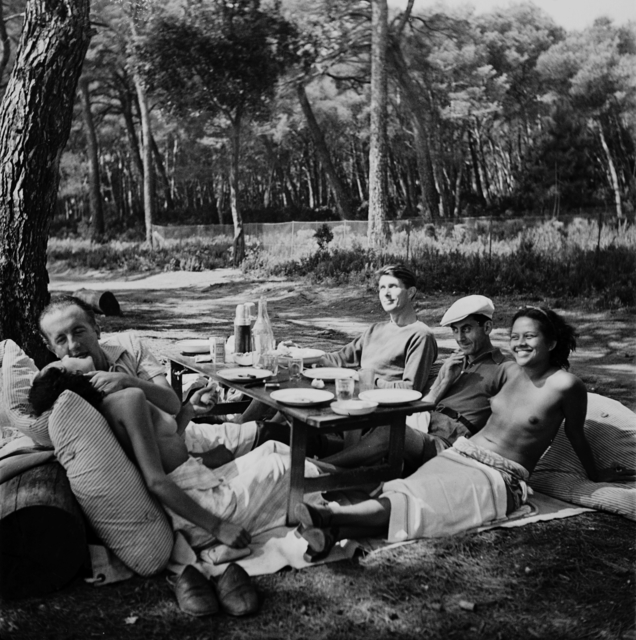 , 'Picnic, Ile Sainte Marguerite, Cannes, France,' 1937, °CLAIR Galerie