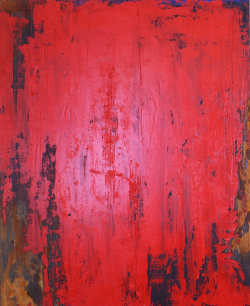 , 'Red Canyon #2,' 2016, Rice Polak Gallery