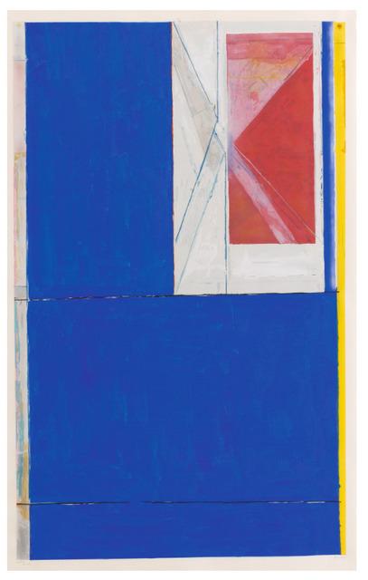 , 'Blue,' 1984, William Shearburn Gallery