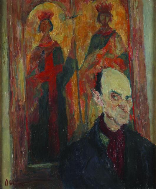 , 'Portrait of Kosta Strajnić,' 1948, Museum of Modern Art Dubrovnik