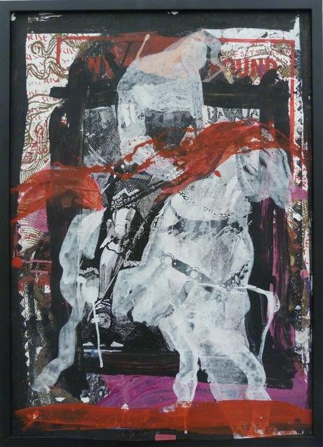 , 'Ghost Rider,' 2017, Die Kunstagentin