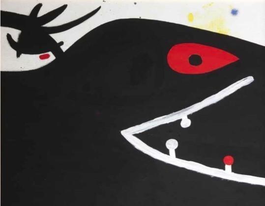 Joan Miró, 'Tête', 1974, Opera Gallery