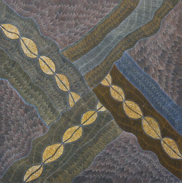 , 'Anatye (Sweet Potato),' 2016, Mitchell Fine Art