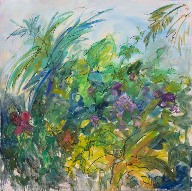 Mary Page Evans, 'Hibiscus', 2019, Somerville Manning Gallery