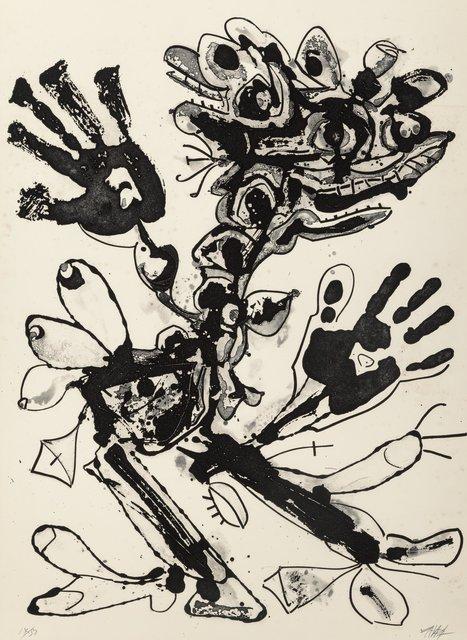 Antonio Saura, 'Aurelia, from the Novisaurias series', 1969, Heritage Auctions