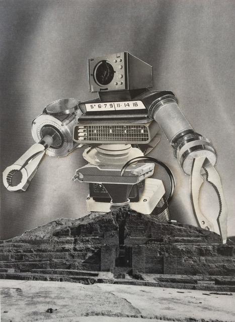 , 'Restoration Robot,' 2018, Undercurrent Projects