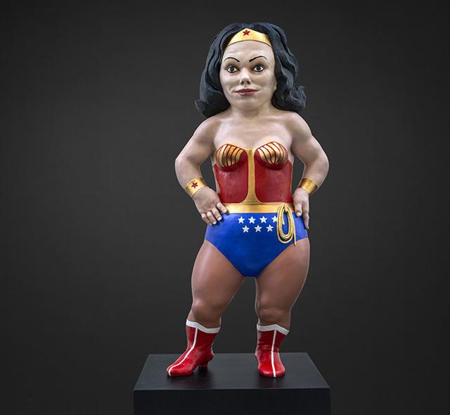, 'Wonder Woman,' 2015, Galerie Vivendi