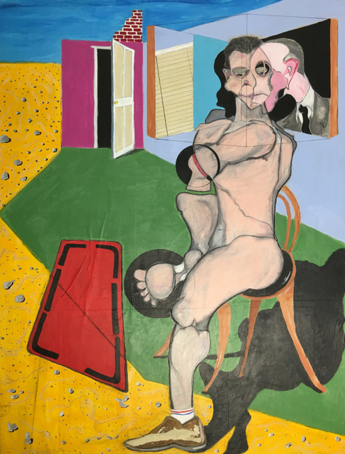 , 'Looking North,' 2017, Imlay Gallery