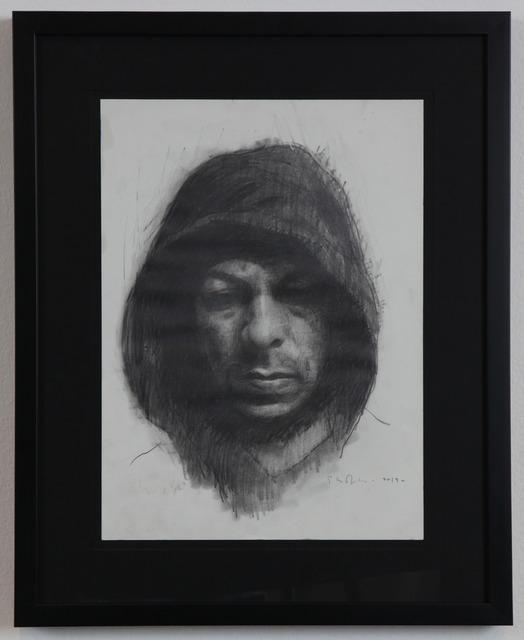 , 'Edgar,' 2013, Jonathan LeVine Projects