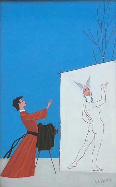 , 'Untitled (Friar and Nun-bunny),' , Barnett Fine Art