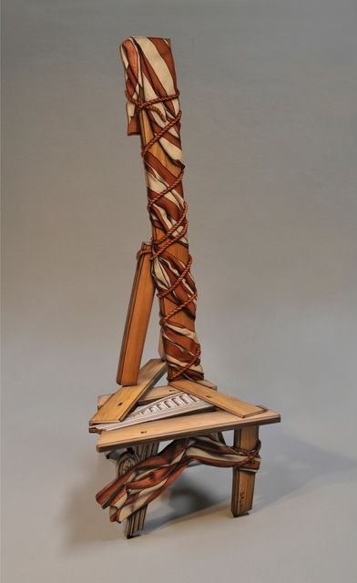 , 'Ropeanesque,' 2012, Gallery NAGA