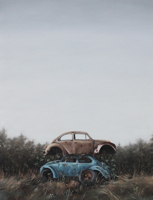 Moisés Jácome, 'Vochos', 2018, Eme Espacio de Arte