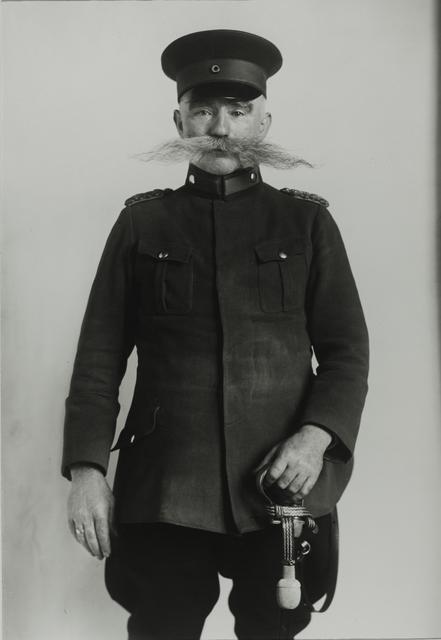 , 'Police Officer, 1925,' , Galerie Julian Sander