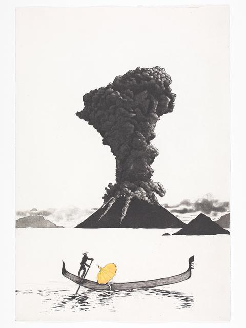 Kristin Headlam, 'Volcano', 2017, Charles Nodrum Gallery
