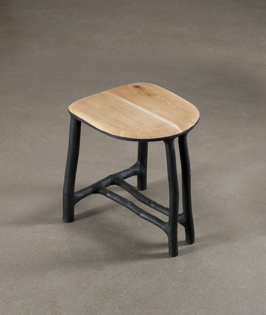 ", '""Fall/Winter"" stool,' 2015, Galerie Gosserez"