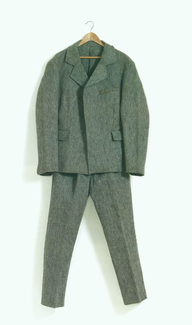 Joseph Beuys, 'Filzanzug (Felt Suit)', 1970, Galerie Thomas