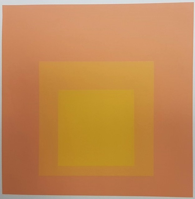Josef Albers, 'Hommage au Carre (Homage to the Square)', 1972, Cerbera Gallery
