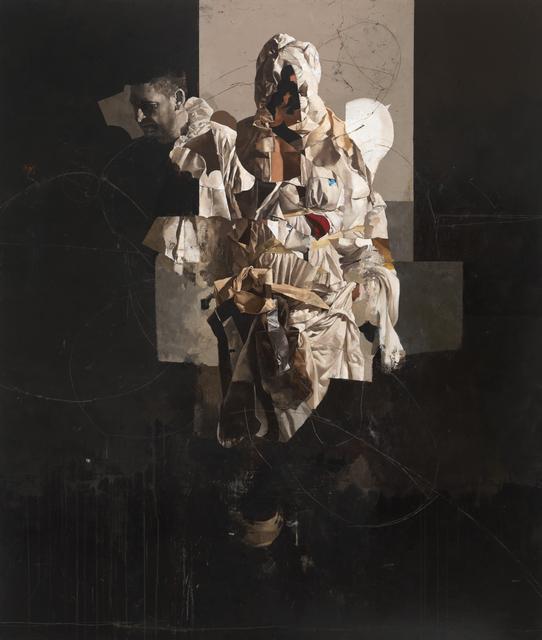 , 'Januskopf 1,' 2018, REITER