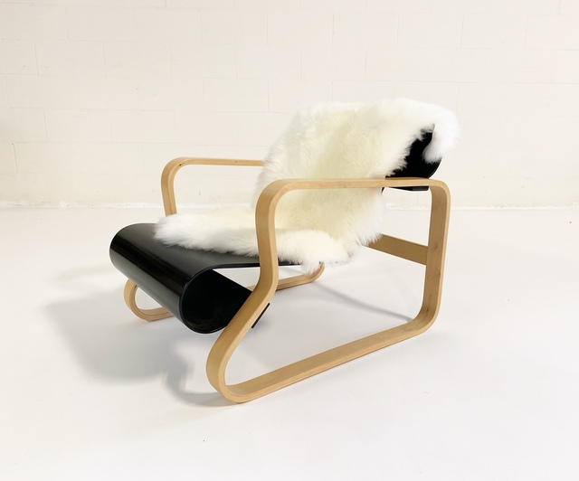 Enjoyable Alvar Aalto Armchair 41 Paimio Lounge Chair Late 20Th Century Available For Sale Artsy Pabps2019 Chair Design Images Pabps2019Com