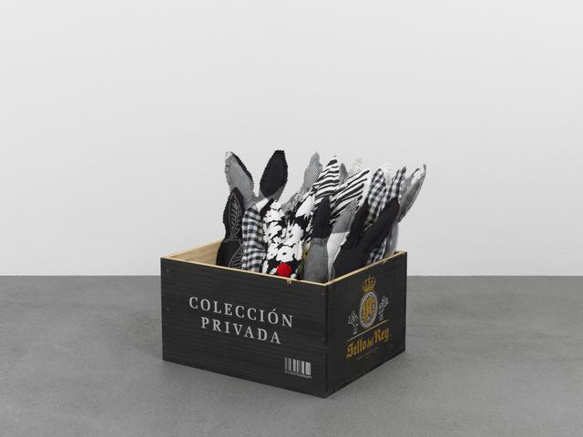 , 'Bunny Box Piece,' 2017, Galerie Maria Bernheim