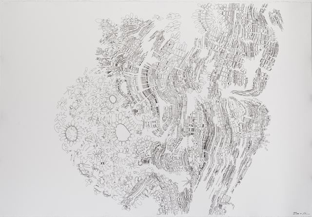 , 'Mycelia ,' 2010, InLiquid