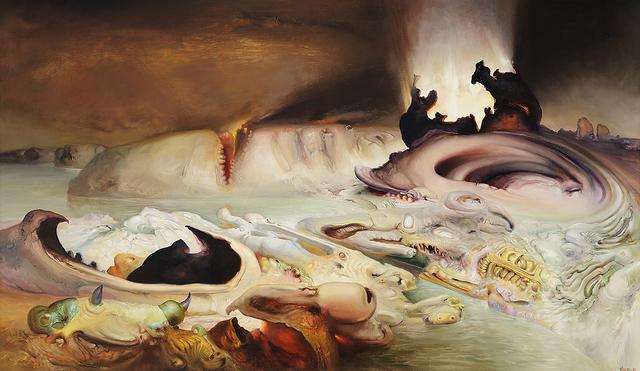 , 'Delenda est Carthago, etc.,' 1983, Charles Nodrum Gallery