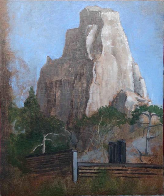 , ' Rocher des singes 4,' 2017, Galerie Pixi - Marie Victoire Poliakoff