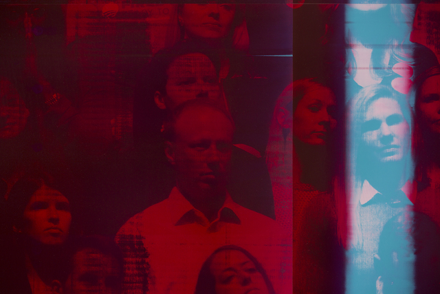 , 'Memento (Farewell, Red),' 2019, Harlan Levey Projects